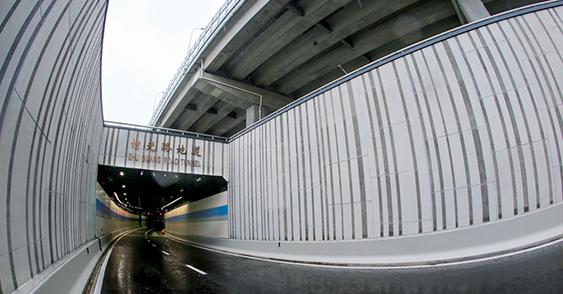 上海诸光路通道新建工程