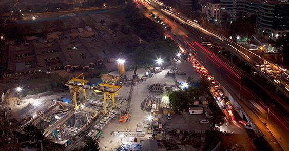 印度孟买地铁三期