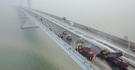 钢桥面专用沥青