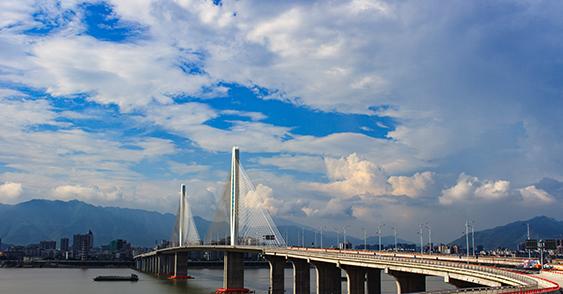 肇庆市阅江大桥