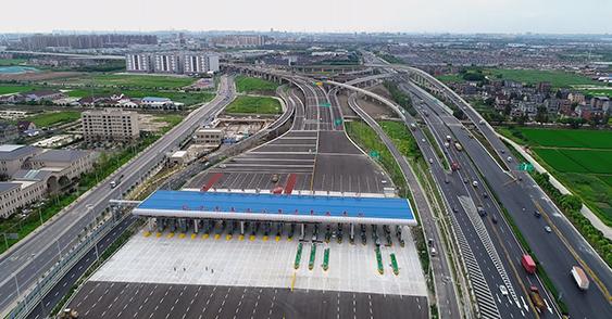 上海S26公路入城段新建工程