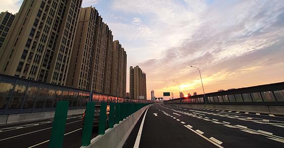长沙湘府路快速化改造工程