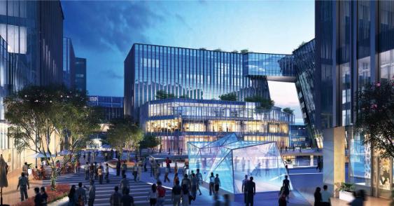 上海虹桥商务区核心区南片区二期供能输配工程