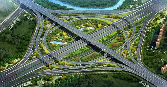 上海济阳路快速化改建工程
