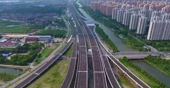上海S7公路新建工程
