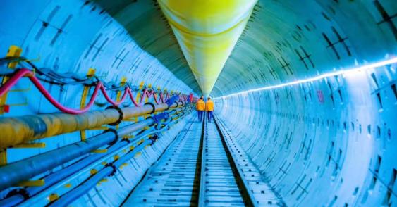 上海市天然气主干管网崇明岛-长兴岛-浦东新区五号沟LNG站管道工程