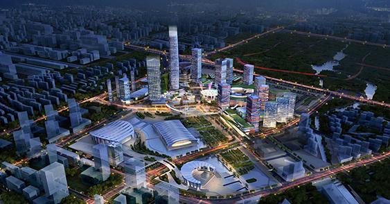 上海浦东前滩天然气分布式能源项目
