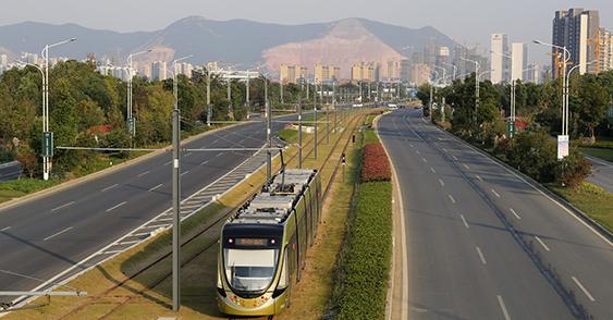 苏州高新区现代有轨电车1号线