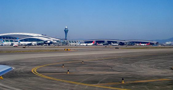 广东广州白云国际机场