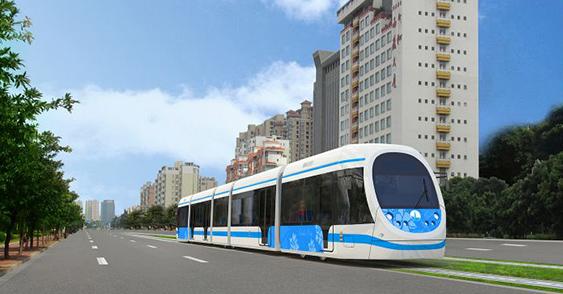 珠海现代有轨电车1号线一期工程