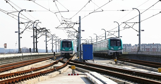 江苏南京地铁S1号线一期工程