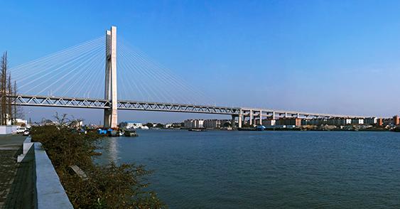 上海闵浦二桥