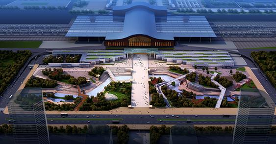 哈尔滨市哈西新区智能化系统一期工程