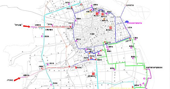"""上海燃气发展""""十二五""""规划"""