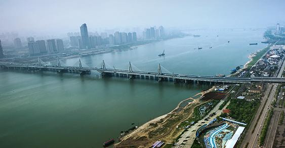 江西南昌朝阳大桥
